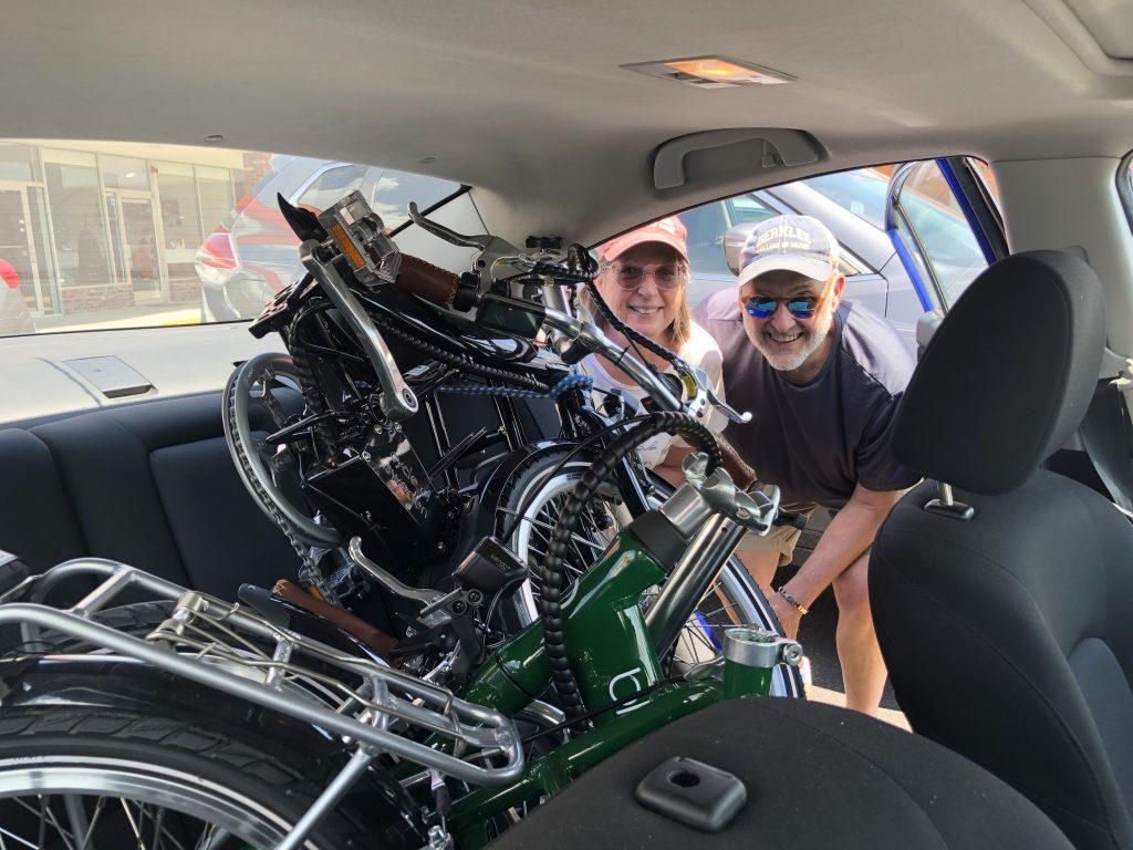Couples love Blix e-bike discount | Samcycle Electric Bikes